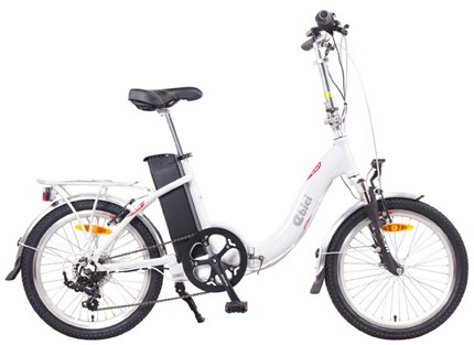 Ebici Plegable eléctrica City1000
