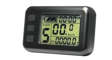 Set LCD 36V Completo
