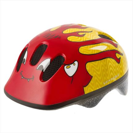 Casco infantil Ventura Little Devil