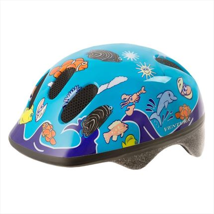 Casco infantil VENTURA SEA LAND