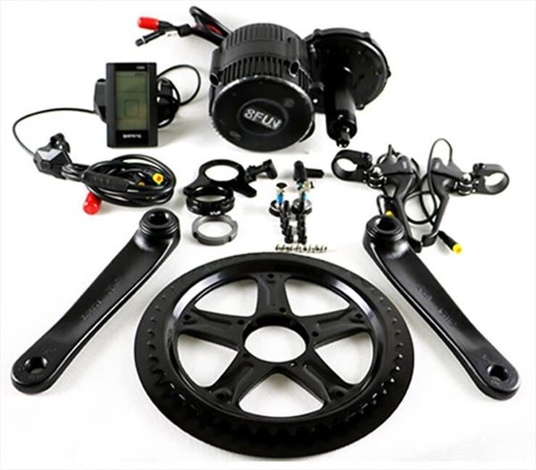 Kit Ebici central 36V 500WM Sin Bateria