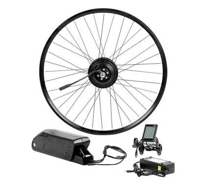 KIT Ebici ROAD 36V17AH Botella 350w LCD