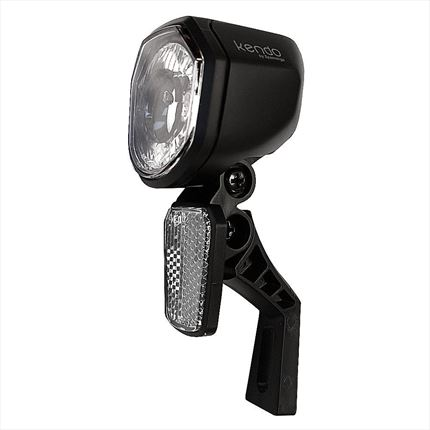Spanninga Luz frontal LED E-Bike 20 lux KENDO